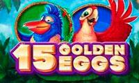 Игровой аппарат 15 Золотых Яиц